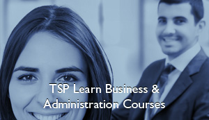 TSP Learn Business & Administration Courses