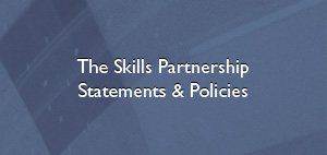 The Skills Partnership Statements & Policies