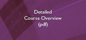 Detailed Course Overview