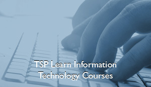 TSP Learn Information Technology Courses